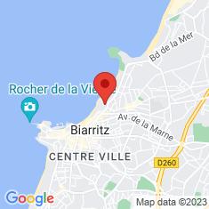 Carte / Plan Hôtel du Palais