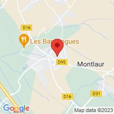 Carte / Plan Montlaur (Haute-Garonne)