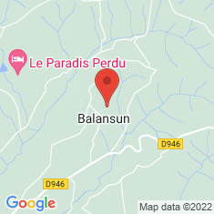 Carte / Plan Balansun