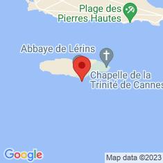 Carte / Plan Monastère fortifié de l'abbaye de Lérins