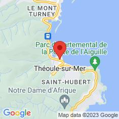 Carte / Plan Théoule-sur-Mer
