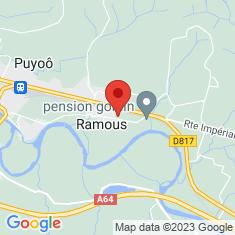 Carte / Plan Ramous