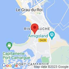 Carte / Plan Seaquarium du Grau-du-Roi