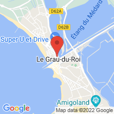 Carte / Plan Le Grau-du-Roi