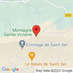 Carte / Plan Pic des Mouches