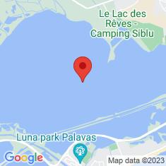 Carte / Plan Étang du Méjean
