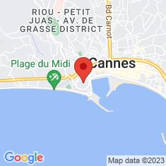Carte / Plan Musée de la Castre