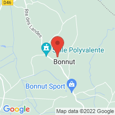 Carte / Plan Bonnut