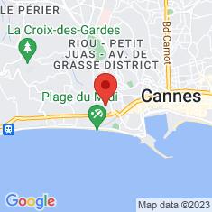 Carte / Plan Château Vallombrosa