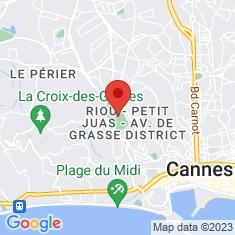 Carte / Plan Cimetière du Grand Jas
