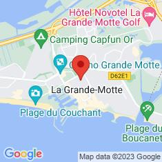 Carte / Plan La Grande-Motte