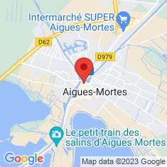 Carte / Plan Tour de Constance