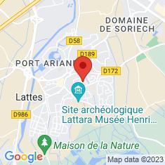 Carte / Plan Lattes