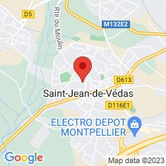 Carte / Plan Saint-Jean-de-Védas