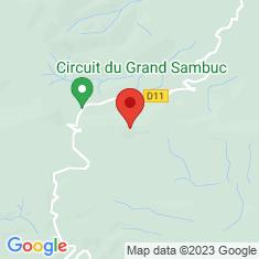 Carte / Plan Montagne des Ubacs