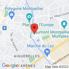Carte / Plan Stade Richter
