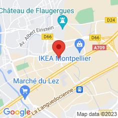 Carte / Plan Mare Nostrum (aquarium)