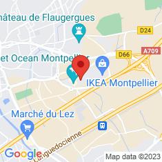 Carte / Plan Place du XXe Siècle