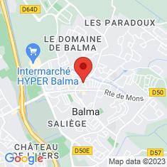 Carte / Plan Balma