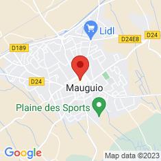 Carte / Plan Mauguio
