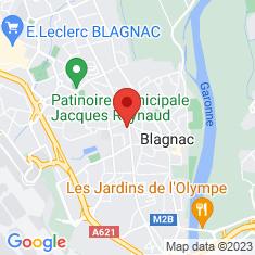 Carte / Plan Blagnac