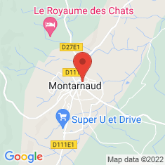 Carte / Plan Montarnaud