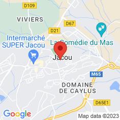 Carte / Plan Jacou