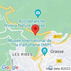 Carte / Plan Grasse