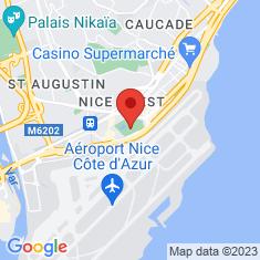 Carte / Plan Parc Phœnix