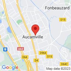 Carte / Plan Aucamville (Haute-Garonne)