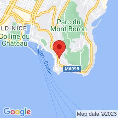 Carte / Plan Villa Beau Site