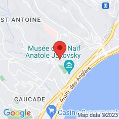 Carte / Plan Abbaye de Roseland