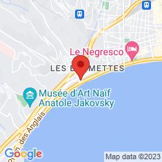 Carte / Plan Palais de l'Agriculture
