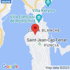 Carte / Plan Les Cèdres