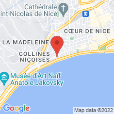 Carte / Plan Gloria Mansions
