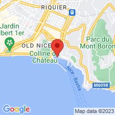 Carte / Plan Port Lympia