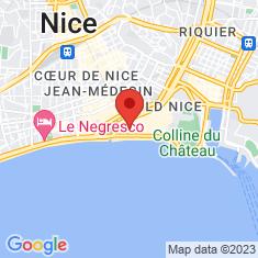 Carte / Plan Nice