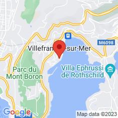 Carte / Plan Citadelle Saint-Elme