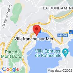 Carte / Plan Villefranche-sur-Mer
