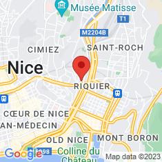 Carte / Plan Palais des sports Jean-Bouin