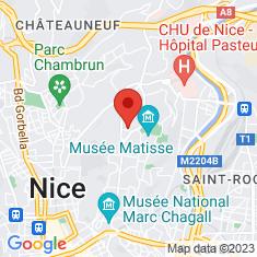 Carte / Plan Excelsior Régina Palace