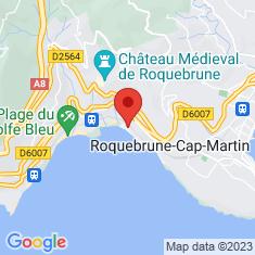 Carte / Plan Villa E-1027