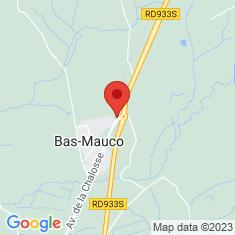 Carte / Plan Bas-Mauco