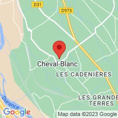 Carte / Plan Gorges de Régalon