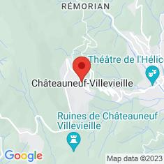 Carte / Plan Église Notre-Dame-de-l'Assomption de Villevieille