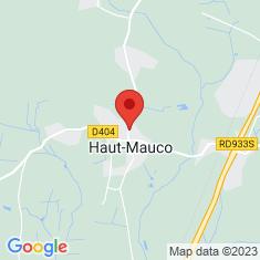 Carte / Plan Haut-Mauco