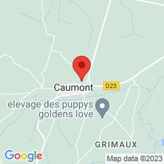 Carte / Plan Caumont (Tarn-et-Garonne)