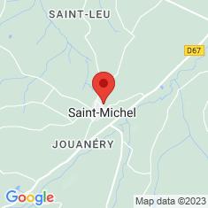 Carte / Plan Saint-Michel (Tarn-et-Garonne)