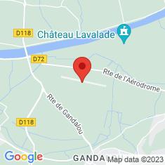 Carte / Plan Aérodrome de Castelsarrasin - Moissac