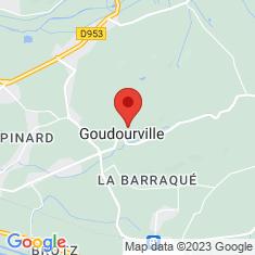 Carte / Plan Goudourville